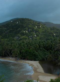 Caribbean Treks: Tayrona National Park, Colombia