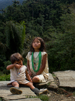 30 Mile Diary: Lost City Trek, Colombia