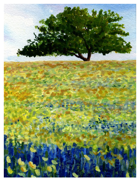 lavender tree1