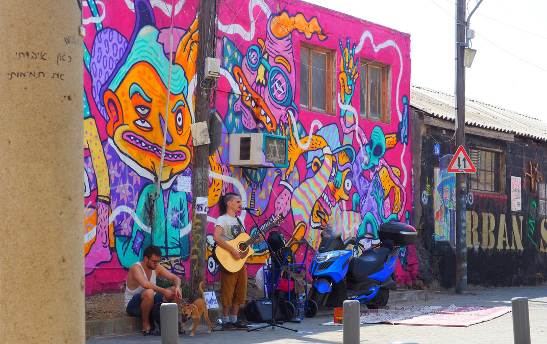 Street Musicians and Magic