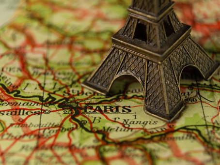 Sane, Seine and Paris