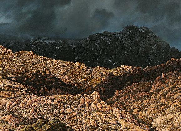 Shear, No. 17 :: 101 Views of The Sandias