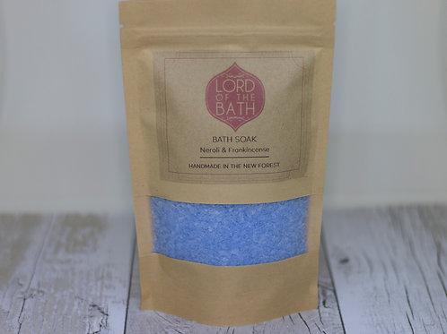 Neroli & Frankincense Bath Salts