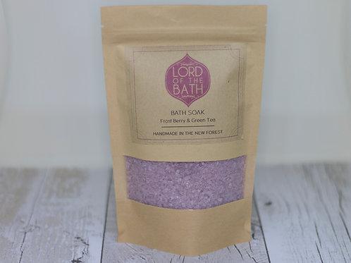 Frost Berry & Green Tea Bath Salts