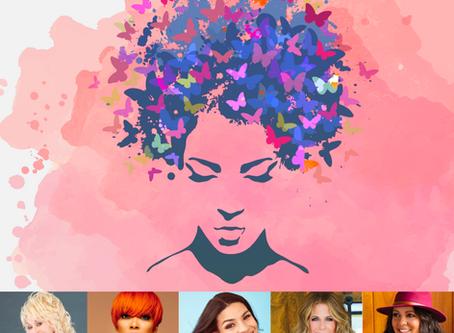 Dolly Parton, Monica, Jordin Sparks, Rita Wilson and Sara Evans Unite for Breast Cancer Awareness