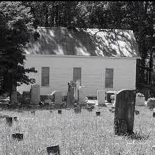 Briar Patch church with tombstones.jpg