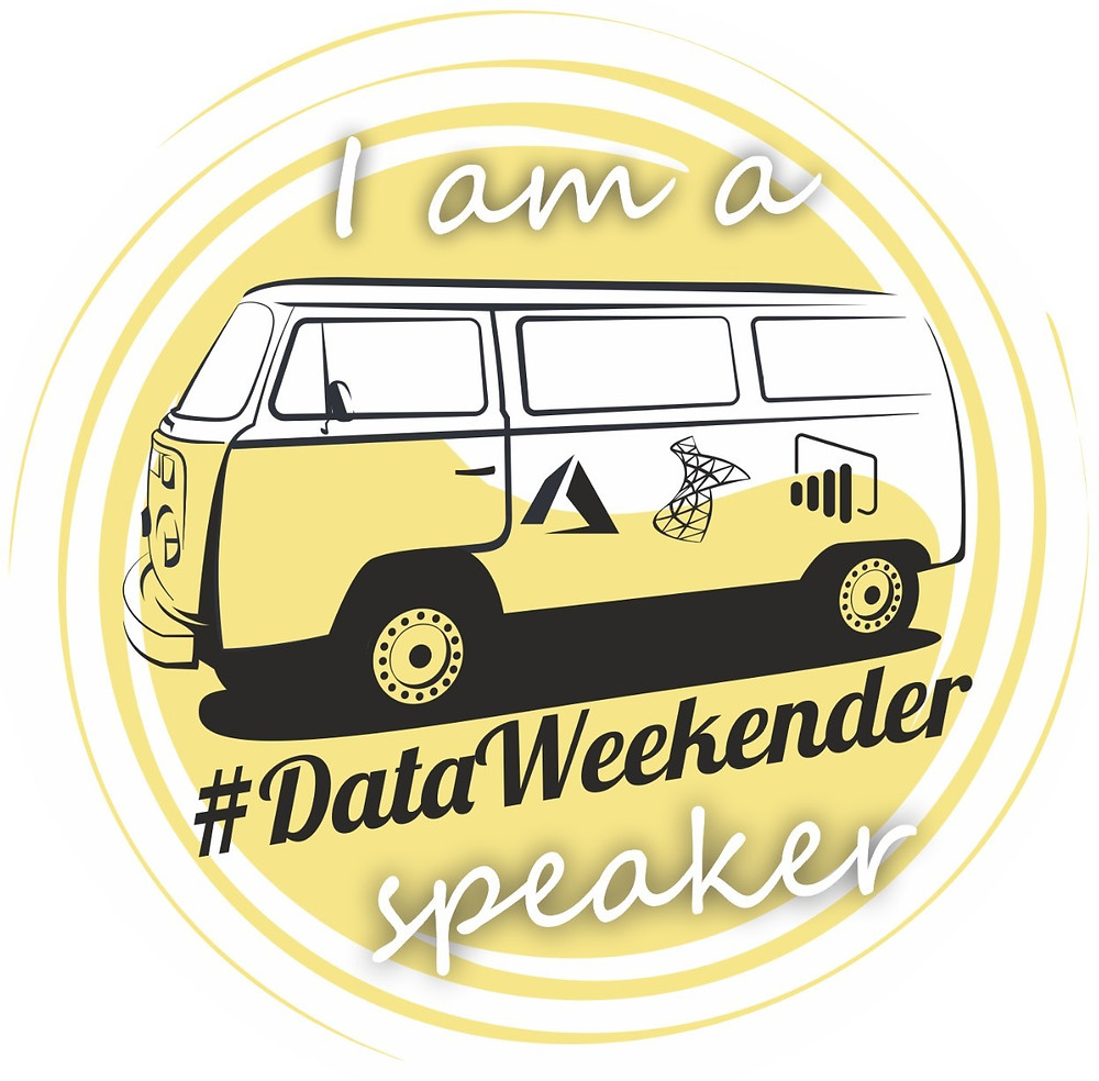 Click for more info about the Data Weekender initiative
