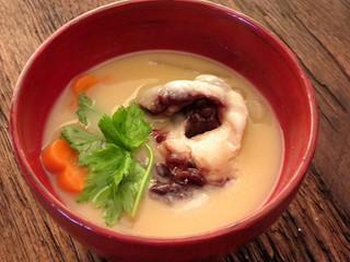 香川の餡餅雑煮!?