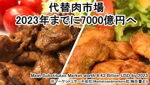 代替肉も競争激化?