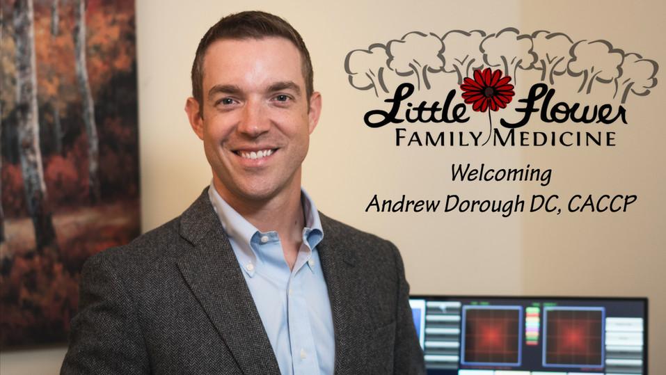 Andrew Dorough DC, CACCP