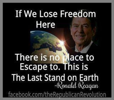 reagan if we lose freedom here.jpg