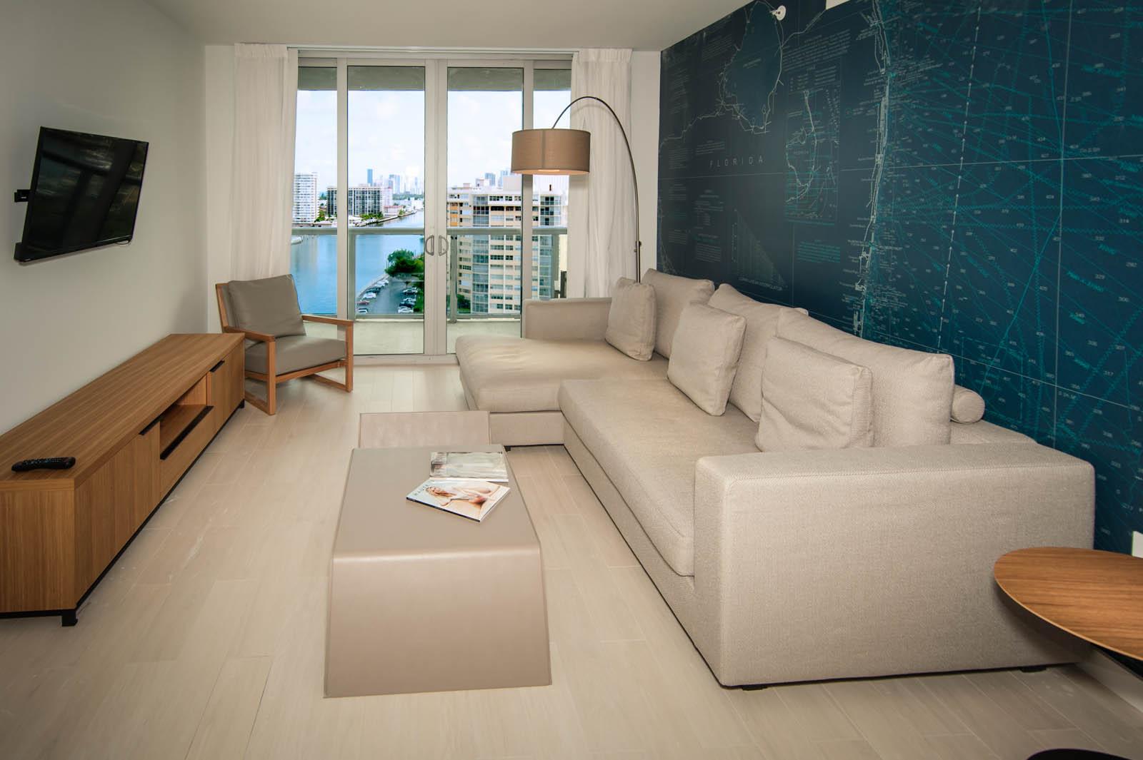 twobedroom apartment - One Bedroom Apartments In Miami