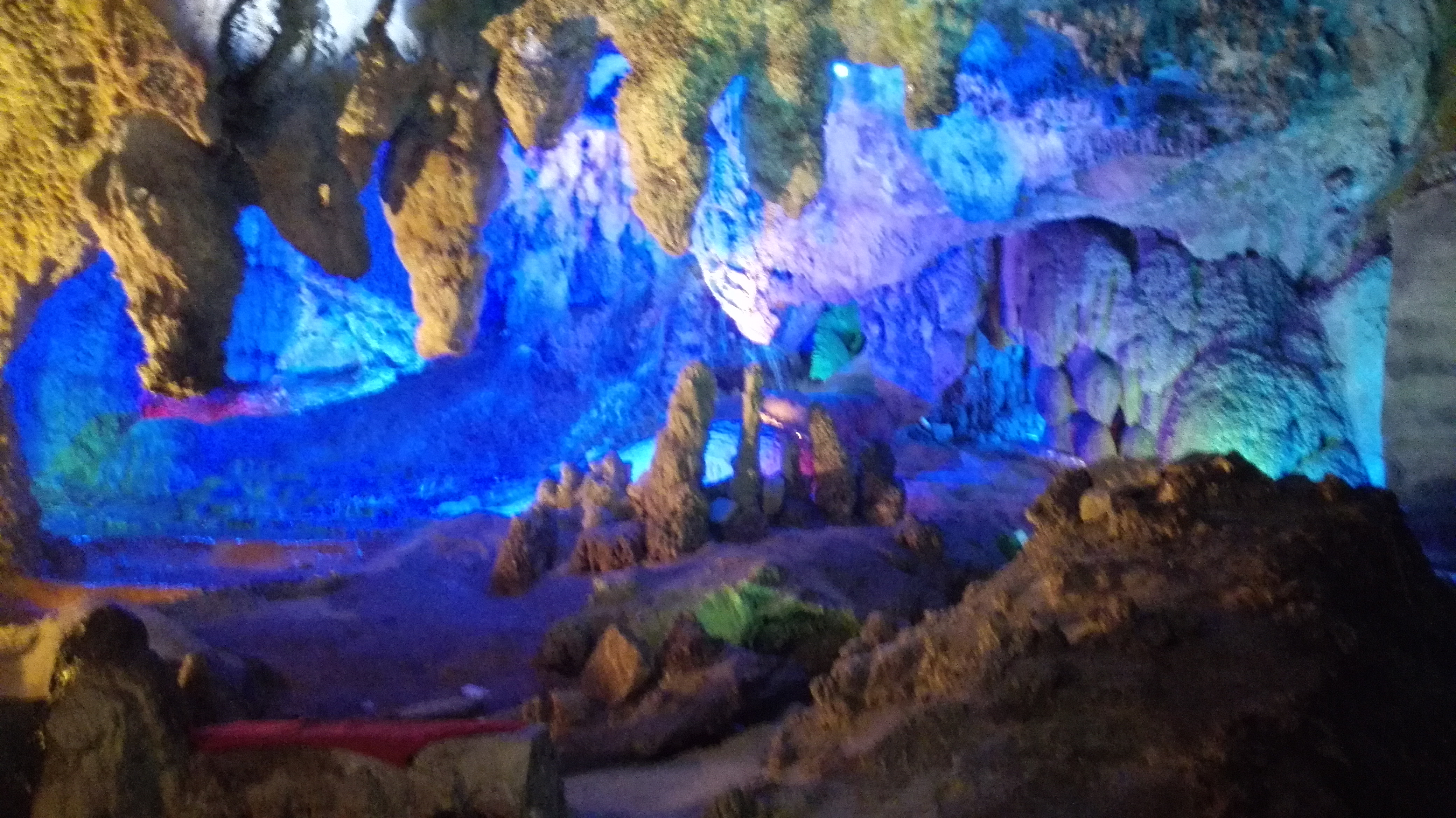 Karst Caves