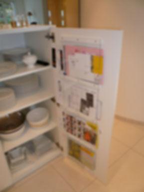 Küche Ablage