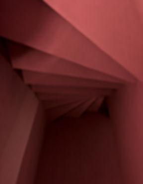 Treppenhaus Farbkonzept