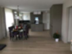 Küche Umbau Farbkonzept