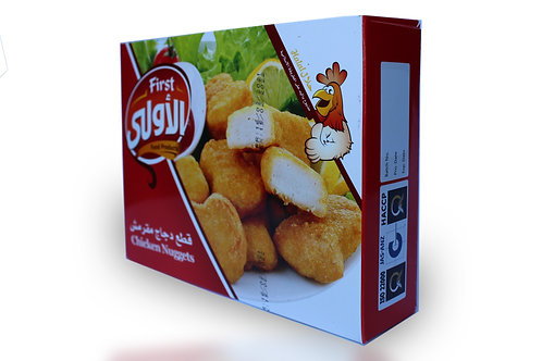 First Food Chicken Nuggets