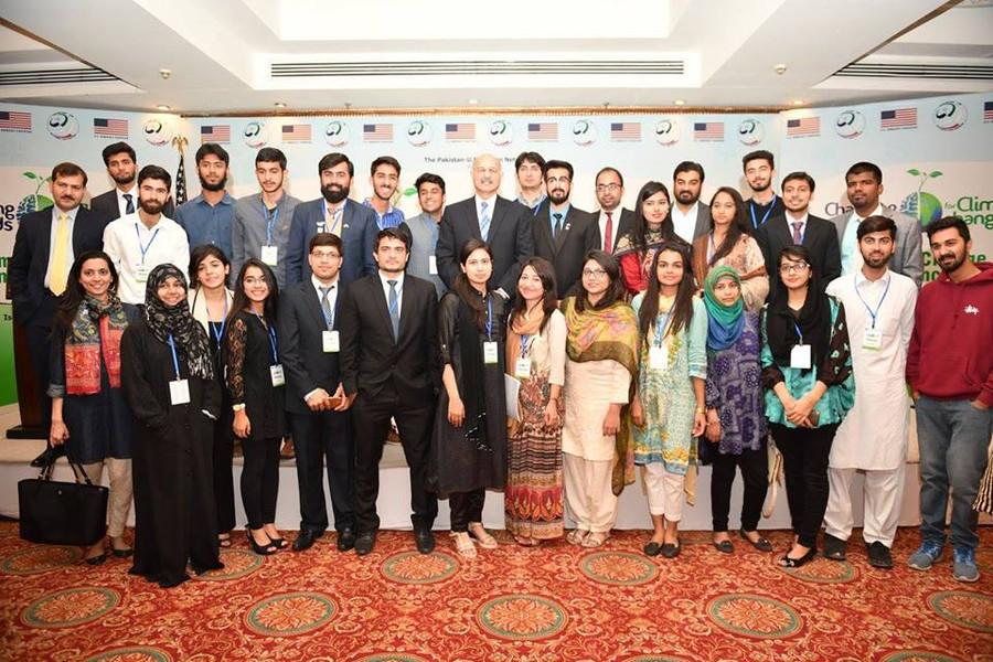 PUAN International Climate Change Conference, Pakistan