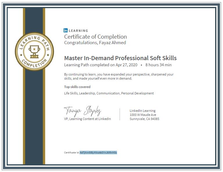 Master In-Demand Professional Soft Skills