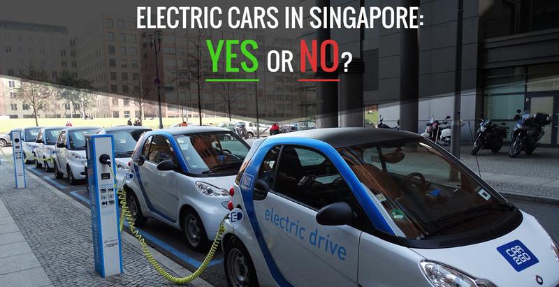 Singapore's Adoption of Electric Vehicles
