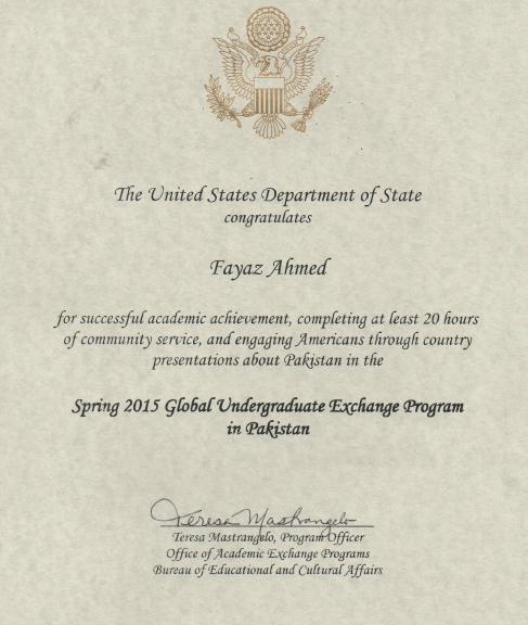 Semester Exchange Program in United States