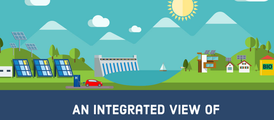 An Integrated View of the Future of Energy