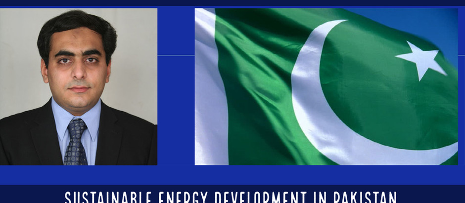 Sustainable Energy Development in Pakistan: An Interview with Fareed Shahid of SABCO Solutions