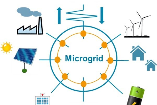 The Role of Microgrids in the Energy Transition