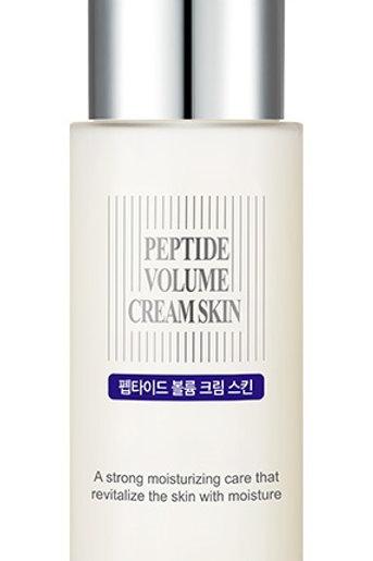 Крем-молочко для ревитализации кожи лица Peptide Volume Cream Skin, 150 мл.