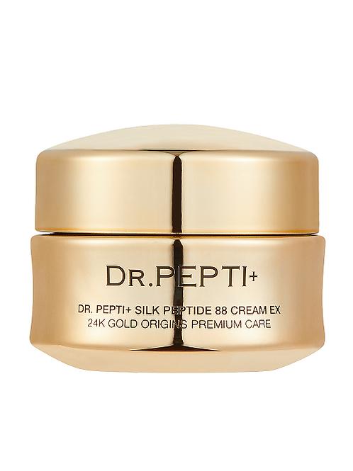 Шелковый золотой крем Silk Peptide 88 Cream EX, 12 мл