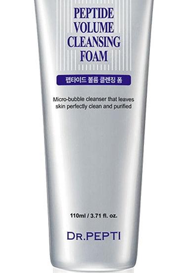 Пенка для умывания Peptide Volume Cleansing Foam, 110 мл.