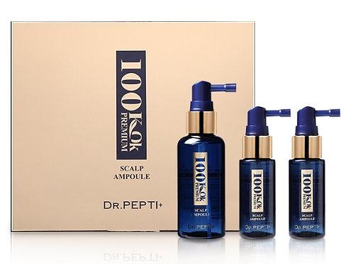 Сыворотка против выпадения и для стимулирования роста волос 100K Premium Scal