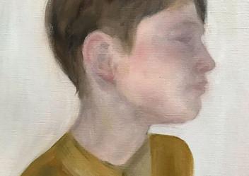 Boy in Yellow