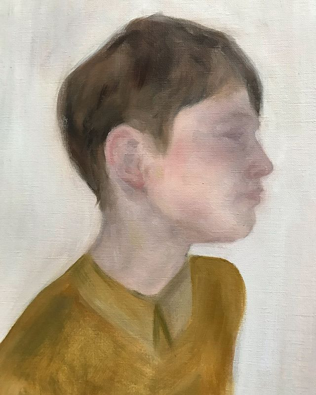 Boy in Yellow