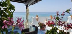 terrazza rose di mare
