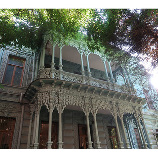 The Varied Architecture of Tbilisi