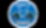 Full Power Bike Ride badge logo