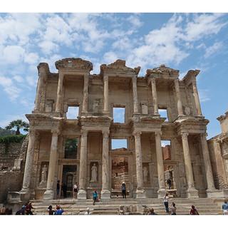 Ancient Library of Ephesus