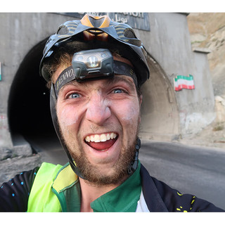 Me Having Survived the Tunnel of Death