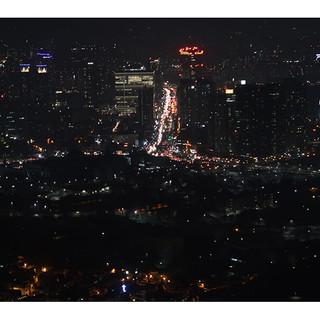 A Major Vein Moving Through Seoul