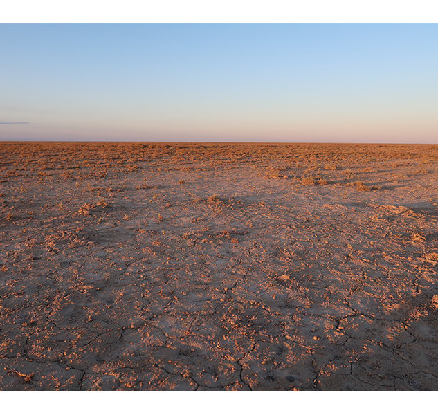 The Vast Everlasting Steppe of Central Asia