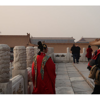 Traditional Garments in the Forbidden City