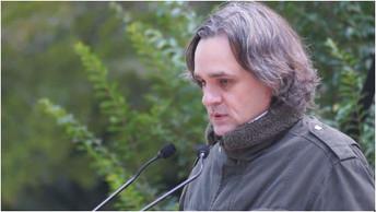 Charlie Hebdo au mémorial des reporters de guerre