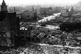 10 mars 1945 ,Tokyo sous les bombes.