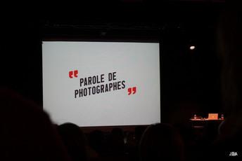 Mercredi 8 octobre : soirée « Parole de photographes » Flore Leboulanger, Tiphaine Ferrand