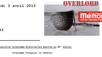 Caen 3 avril 2015 / sortie 1° / 3°