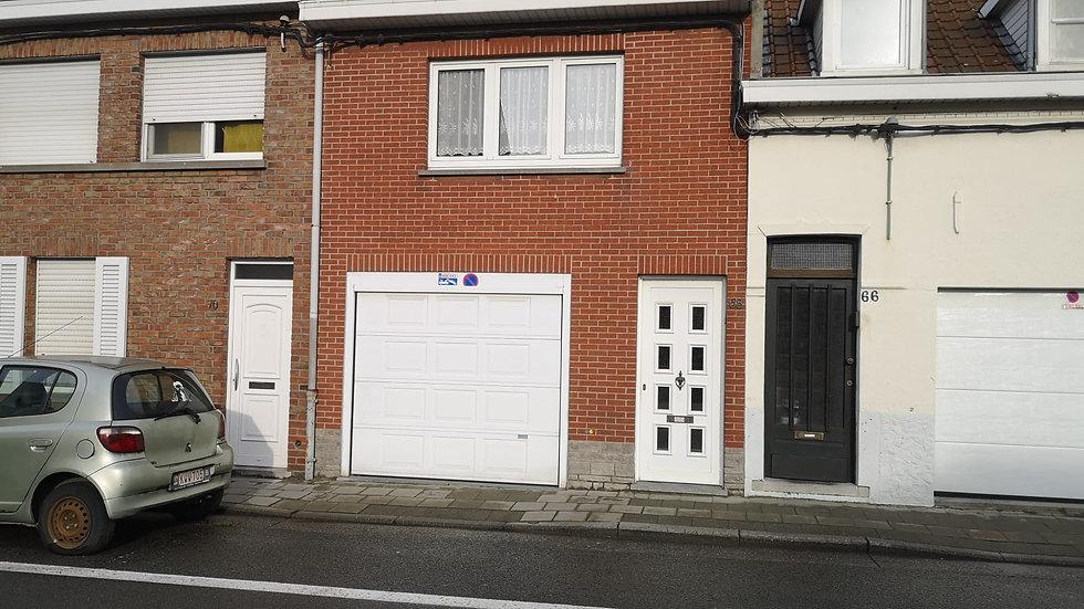 Mouscron Centre - 2 CH + Garage + Jardin