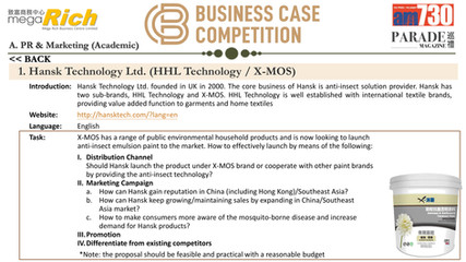 Business Case Competition 2020-2021 R-24