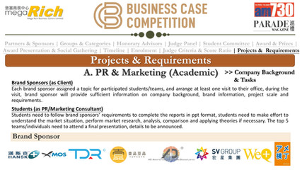 Business Case Competition 2020-2021 R-17
