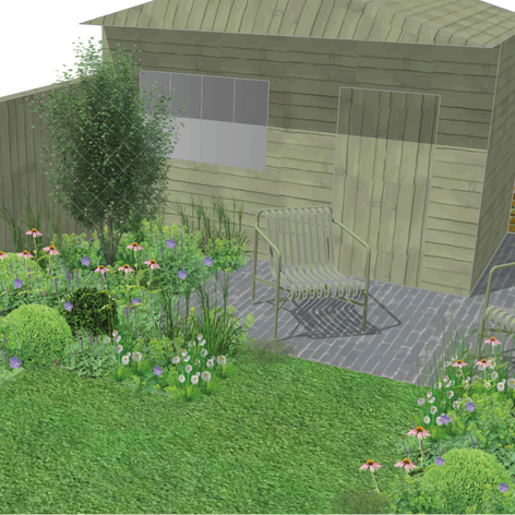 Garden Design in Walthamstow